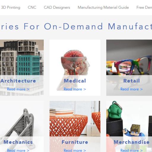 Обзор маркетплейса 3DCompare для индустрии 3D печати
