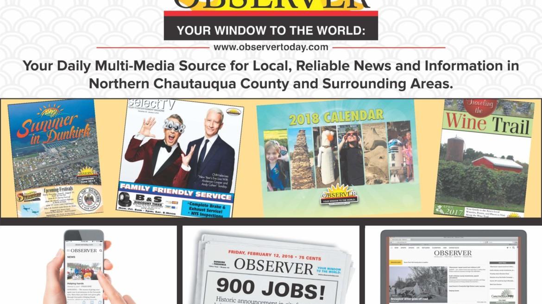 Как добавить новость в Observer