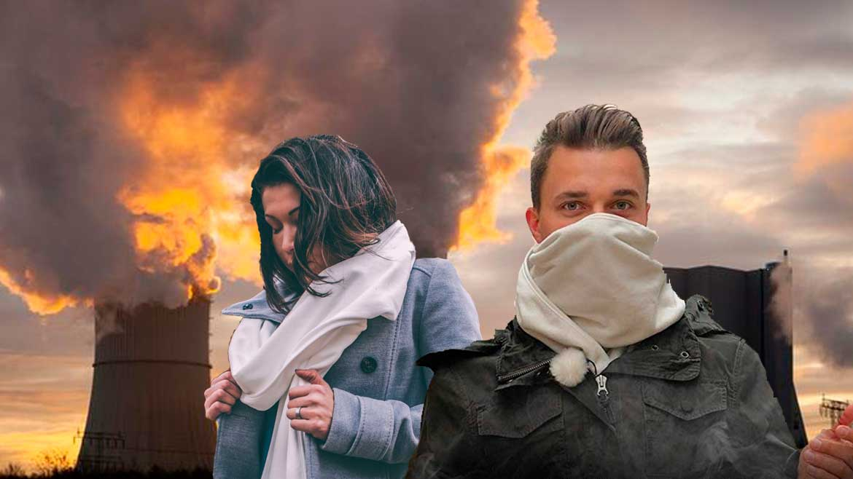 BioScarf — шарф, защищающий от пыли и вирусов
