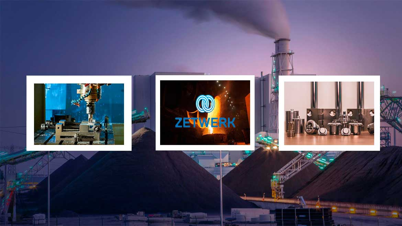 Zetwerk — B2B маркетплейс для производителей нестандартного оборудования